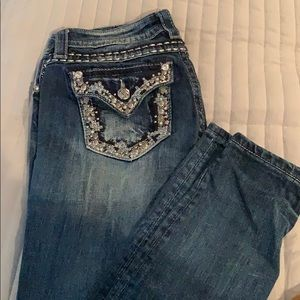 Miss Me Jeans size 27x31